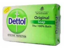 Dettol Original Soap - Case
