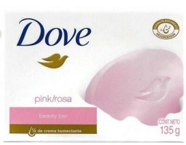 Dove Pink (Sp) Soap (Germany) - Case