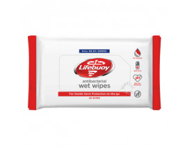 Lifebuoy Antibacterial Wet Wipes - Case