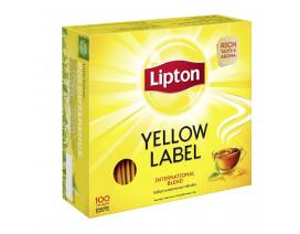Lipton Yellow Tea (Indonesia) - Case