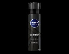 Nivea Deep Shaving Gel - Case