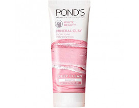 Ponds White Beauty Mineral Clay Face Cleanser (Indo) - Case