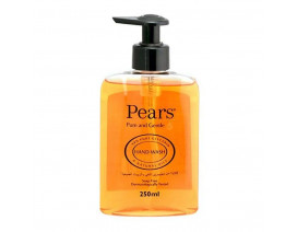 Pears Pure & Gentle with Natural Oils Hand Wash (Saudi) - Case