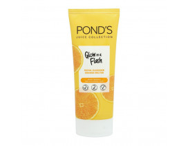 Ponds Juice Collection Glow In A Flash Facial Cleanser with Orange Nectar (Indo) - Case
