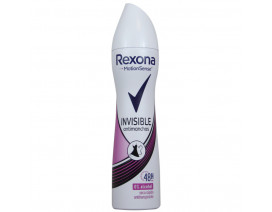 Rexona Invisible On Black + White Deo (Ru) - Case
