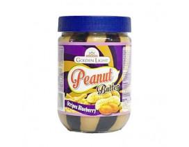 Golden Light Peanut Butter Stripes Blueberry - Case