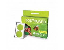 Bodyguard Mosquito Repellent Patches Natural Herbal - Case