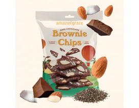 Amazin' Dark Chocolate Brownie Chips - Case