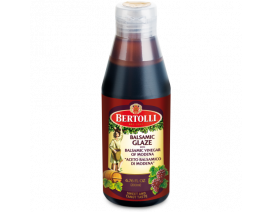 Bertolli Italian Glaze with Balsamic Vinegar - Case