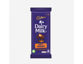 Cadbury Dairy Milk Roast Almond Chocolate Block - Case