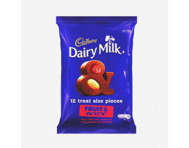 Cadbury Dairy Milk Fruit & Nut Chocolate Sharepack - Case