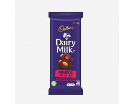 Cadbury Dairy Milk Fruit & Nut Chocolate Block - Case