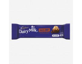 Cadbury Dairy Milk Hazelnut Chocolate Bar - Case