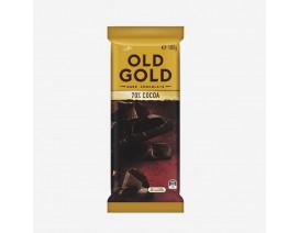 Cadbury Old Gold 70% Cocoa Dark Chocolate Block - Case