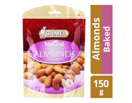 Camel Natural Almonds Baked (ZF) - Case