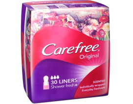 CAREFREE F&W SCENTED  SHOWERFRESH PANTILINER - CASE