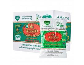Cha Tra Mue Thai Milk Green Tea Leaves - Case