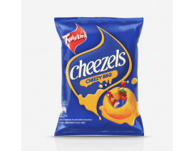 Cheezels Cheezy BBQ Snack - Case
