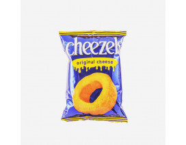Cheezels Cheezy Cheese Snack - Case