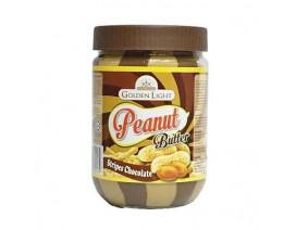 Golden Light Peanut Butter Stripes Chocolate - Case