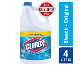 Clorox Liquid Bleach Regular - Case