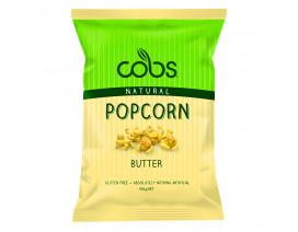 Cobs Natural Popcorn Butter - Case