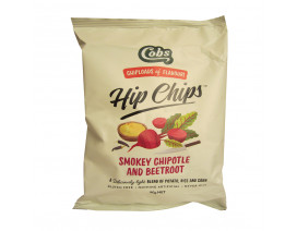 Cobs Hip Chips Smokey Chipotle and Beetroot - Case