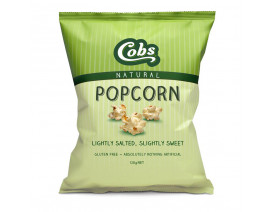 Cobs Natural Popcorn Sweet Salty - Case