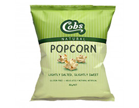 Cobs Natural Popcorn Sweet and Salty - Case
