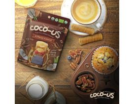 Coco-Us ORGANIC Coconut Rolls - Espresso - Case