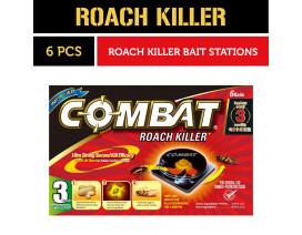 Combat Roach Killer Bait Stations - Case