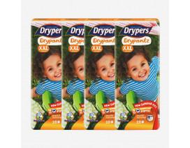 Drypers DryPantz Pants XXL - Case