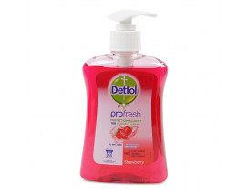 Dettol Anti-Bacterial Hand Wash Strawberry - Case