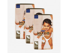 Drypers Touch Diapers XL - Case