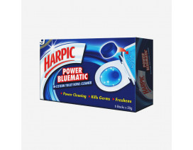 Harpic Toilet Bowl Cleaner Power Bluematic - Case