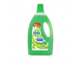 Dettol 4-in-1 Disinfectant Multi Surface Cleaner Green Apple - Case