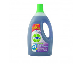 Dettol 4-in-1 Disinfectant Multi Surface Cleaner Lavender - Case