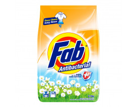Fab Anti-Bacterial Detergent Powder - Case