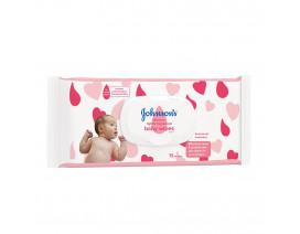 Johnson & Johnsons BABY WIPES 75'S - Case