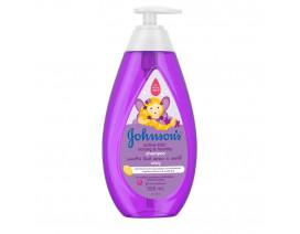 Johnson & Johnsons ACTIVE KIDS STRONG & HEALTHY SHAMPOO 500ML - Case