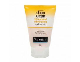 Neutrogena Blackhead Eliminating Daily Scrub 100G - Case