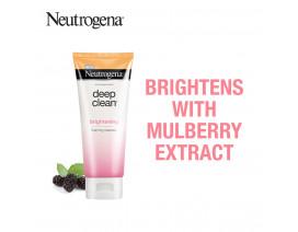 Neutrogena Deep Clean Brightening Foaming Cleanser 100G - Case