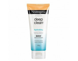 Neutrogena Deep Clean Hydrating Foaming Cleanser 100G - Case