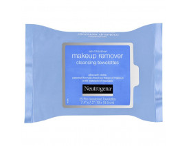 Neutrogena Make Up Remover Cleansing Wipes 25S - Case