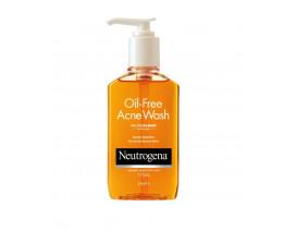 Neutrogena Oil Free Acne Wash 175Ml - Case