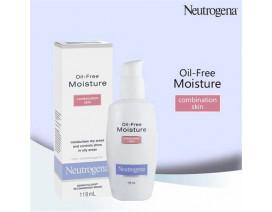 Neutrogena Oil Free Combination Skin Moisture 118Ml  - Case
