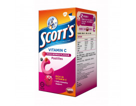 Scott's Vitamin C Mix Berries Pastilles - Case