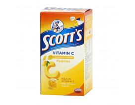 Scott's Vitamin C Mango Pastilles - Case