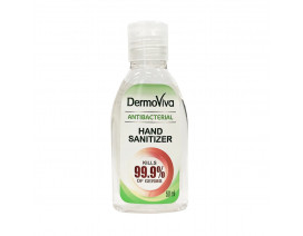 Dabur DermoViva Antibacterial Hand Sanitizer Alcohol 90 % v/v Content 72 % v/v - Case