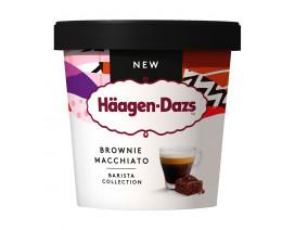 Haagen-Dazs Brownie Macchiato Ice Cream - Case
